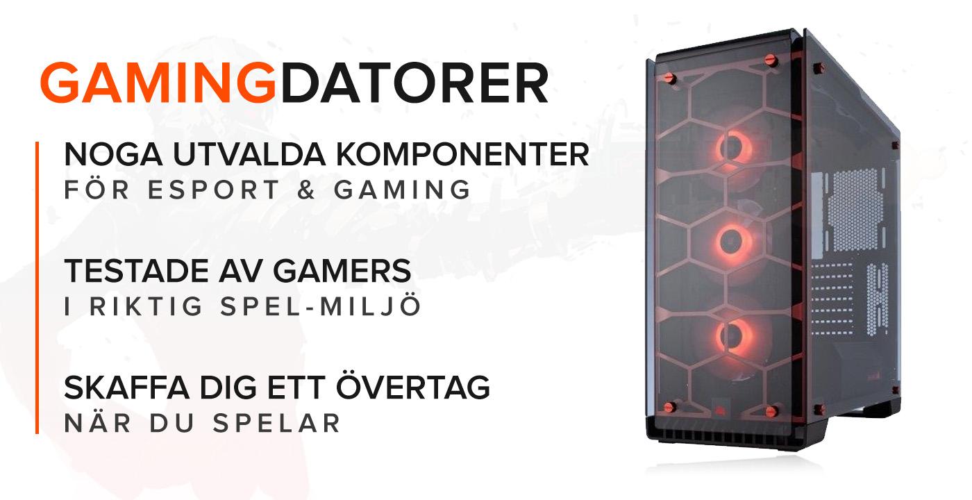 Gamingdatorer