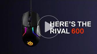 SteelSeries Rival 600 Gaming
