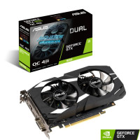 ASUS NVIDIA GeForce GTX 1650 DUAL OC 4GB