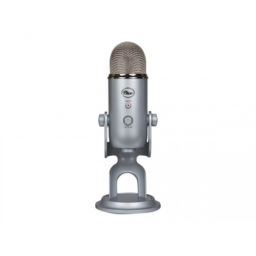 Blue Microphones Yeti Mikrofon Grå