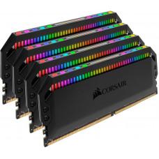 Corsair Dominator Platinum DDR4 3600MHz C16 Svart RGB (4x16GB)