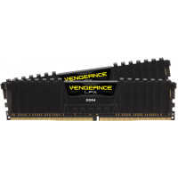 Corsair Vengeance LPX DDR4 2666MHz CL16 Svart (2x8GB)