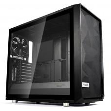 Fractal Design Meshify S2 Blackout Ljus TG ATX