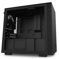 NZXT H210 Mini-ITX Svart
