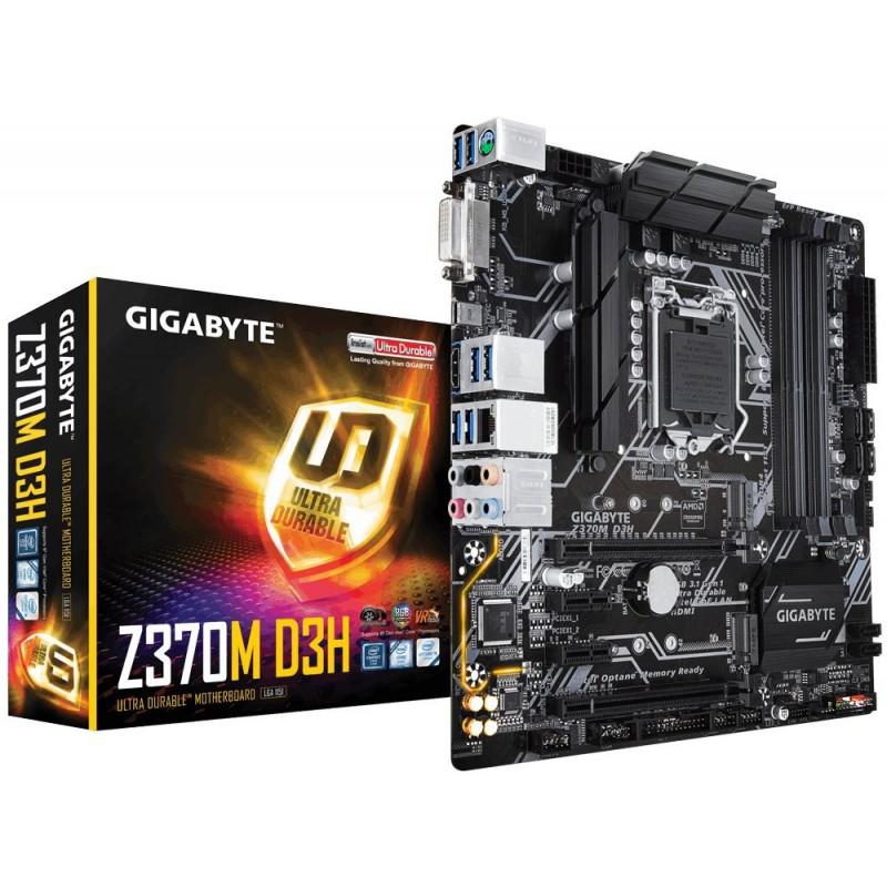 Gigabyte Z370M D3H Intel 1151