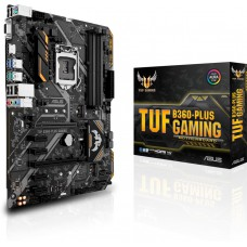 ASUS TUF B360-PLUS GAMING Intel 1151
