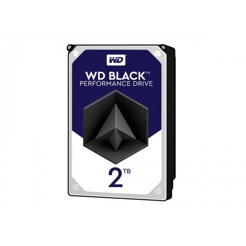 WD Black 2TB 7200rpm 64MB Mekanisk