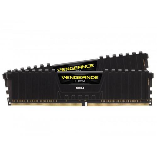 Corsair Vengeance LPX DDR4 2400MHz CL16 Svart 32GB (2x16)