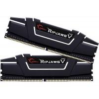 G.Skill 32GB (2x16GB) DDR4 3200MHz CL14 Ripjaws V Svart
