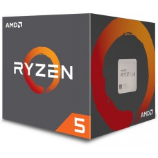 AMD Ryzen 5 2600 3.4GHz 16MB (Med CPU kylare)