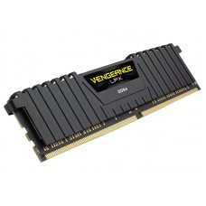 Corsair 16GB (1x16GB) DDR4 2400Mhz CL14 Vengeance LPX Svart