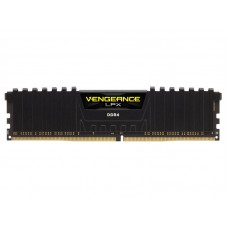 Corsair Vengeance LPX DDR4 2400Mhz CL16 Svart 8GB (2x4)