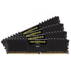 Corsair LPX DDR4 2400MHz CL14 Svart 32GB (4x8)