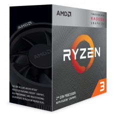 AMD Ryzen 3 3200G 3.6 GHz 6MB