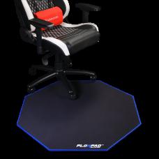 FLORPAD Blue Line Gamingmatta 100x100