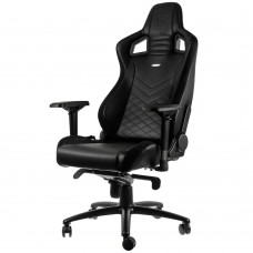 noblechairs EPIC Series Faux Leather Svart