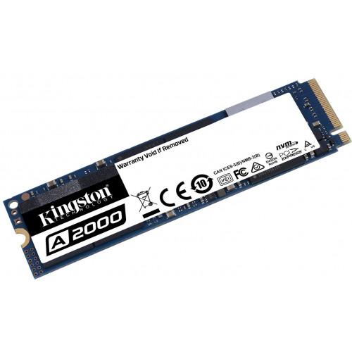 Kingston M.2 A2000 250GB NVMe