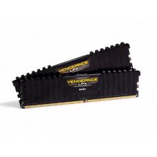 Corsair Vengeance LPX DDR4 2133MHz CL13 Svart 8GB (2x4)