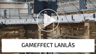 Gameffect Lanlås
